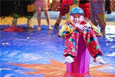 Der Kinderzirkus Ostholstein der Zirkusfamilie Traber in Dahme