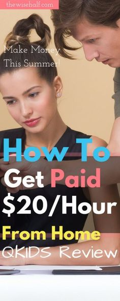 how to get money at home fast