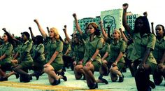 The Cuban Revolution & Women's Liberation Cuban Women, Latin Women, Cuban Army, Children Of The Revolution, Womens Liberation, Shocking Facts, Lgbt Rights, Military Women, Military Outfits