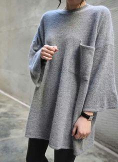 Grey loose