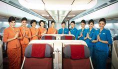 Garuda, Indonesian airlines.