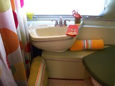 Airstream Restoration: Bathroom
