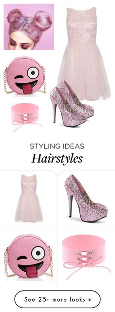 """""""Unicorn~"""" by leafe on Polyvore featuring Dorothy Perkins, Bordello and Olivia Miller"""