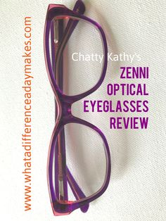 cdf1bf1074 Can t Keep My Eyes off You - Zenni Optical Eyeglasses Review