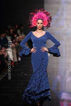 Fotografías Moda Flamenca - Simof 2014 - Rocio Peralta 'Despertares, ritmo y sabor' Simof 2014 - Foto 16