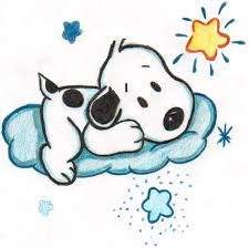 Want to discover art related to snoopy? Check out inspiring examples of snoopy artwork on DeviantArt, and get inspired by our community of talented artists. Baby Snoopy, Snoopy Love, Snoopy E Woodstock, Charlie Brown Snoopy, Snoopy Nursery, Easy Pencil Drawings, Cute Drawings, Snoopy Images, Snoopy Pictures