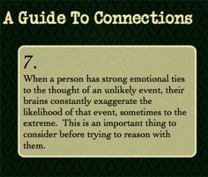 A Guide to Connections — This one has saved me a lot of trouble.