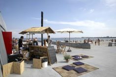 From Amager Strand Beach, Copenhagen
