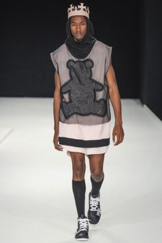 MAN by Bobby Abley Spring/Summer 2014