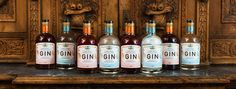 If you thought the gin craze was only happening in the UK, you were wrong. We round up some of the best South African gin brands that have popped up. Whiskey Bottle, Vodka Bottle, Gin Brands, Gin Lovers, Berries, Cape Town, Packaging, African, Graphic Design