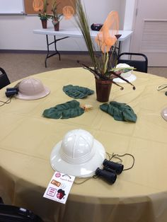 4 year old's Safari Birthday Party created by Sixpence Event Co. Birmingham, AL