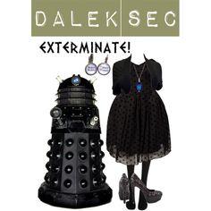 Dalek Sec Daleks in manhattan and evolution of the daleks - Polyvore