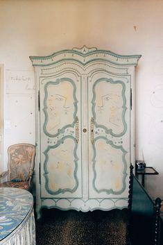 Santo Sospir: The Tattooed Villa · Miss Moss Interior And Exterior, Interior Design, Chef D Oeuvre, Humble Abode, New Room, Decoration, Future House, Villa, Room Decor