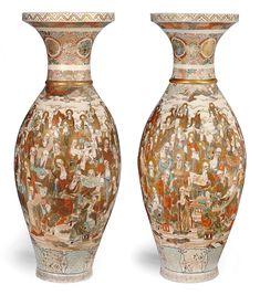 19th Century, Period, Vase, Vases, Jars