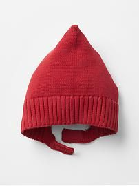 10cd4909833 NWT Baby Gap Girl Little Red Riding Hood Sweater Hat Valentines Day in  Clothing