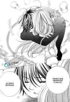Manga Kobayashi ga Kawai Sugite Tsurai-- Capítulo 67 Página 33
