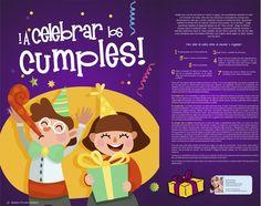 Fiestas Infantiles - Revista Mundo Celeste