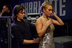 Jonathan Jackson and Hayden Panettiere as Avery and Juliette on 'Nashville'