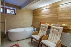 Soukromá rodinná sauna v Brně - Sauna. Bathtub, Bathroom, Standing Bath, Washroom, Bathtubs, Bath Tube, Full Bath, Bath, Bathrooms