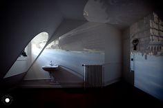 'Stenop.es' projet de sténopé dans un intérieur