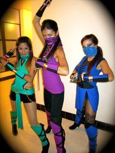 Mortal Kombat @Shannon Bellanca Bellanca Bellanca Ryker