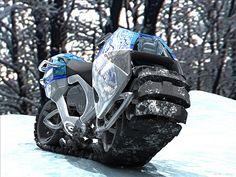 極地でサバイバルできる車10選:ギャラリー(4/10) «  WIRED.jp