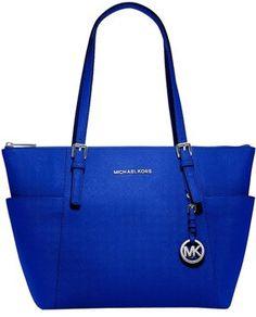 e61b8457321e Buy royal blue michael kors bag > OFF40% Discounted
