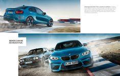 BMW M2 Coupe Brochure | PDF Download