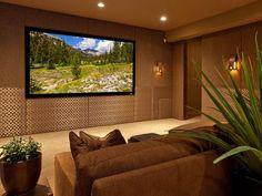 A Modern Seat with a View : Designers' Portfolio : HGTV - Home & Garden Television
