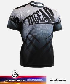 FIXGEAR RM-5702 Men's Casual short sleeve Crew-Neck T-Shirt