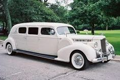 Packard Stretch Limo...I could get used to this!!!