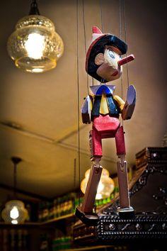 Fotografía Pinocchio por Arash Afraie en 500px