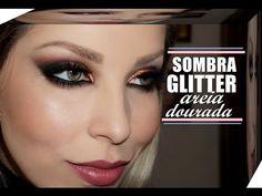Make Cobre Glitterinada | Blog Luciane Ferraes