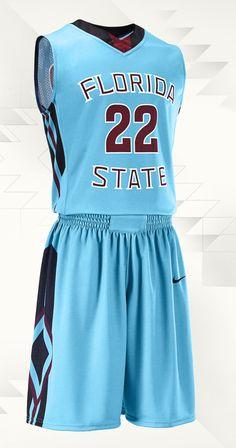 f8470e486 2013 FSU Native American Heritage Month Nike N7 Torquoise Uniform Basketball  Court Layout