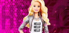 Barbie Gets a High Tech Smart Phone Upgrade Barbie Dolls, Hello Barbie, Barbie Model, Things To Come, Princess Zelda, Kids, It's Coming, Quick Reads, Barbie