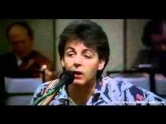 "Paul McCartney ""For No One"" Great Version! - YouTube"