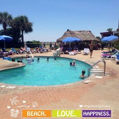 """Summer afternoon - summer afternoon; to me those have always been the 2 most beautiful words in the English language."" ~ Henry James #HamptonPensacolaBeach #BarefootMemories #PensacolaBeach #HamptonInn"
