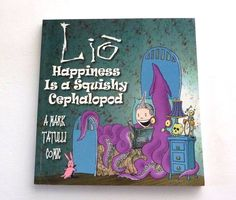 lios astonishing tales from the haunted crypt of unknown horrors by author mark tatulli published on august 2009