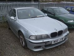 1998 BMW 520I #bmw #onlineauction #johnpyeauctions #carsforsale