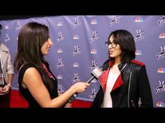 Michelle Chamuel Talks Ushers Comments, Taylor Swift Song Choice and Rehearsals! - YouTube