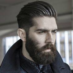 Bärte und Frisuren - Winter Beards