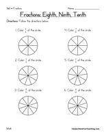 math worksheet : 1000 images about school math fractions on pinterest  : Unit Fraction Worksheets