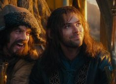 Kili and Bofur at Rivendell #Kili #Bofur #Rivendell
