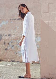 Emerson Fry | Kyo Tunic - Arctic White