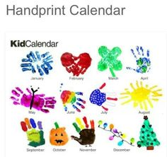 Finger painting holidays