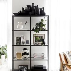 Monday mornings made easier in our gorgeous office space #shelfspiration
