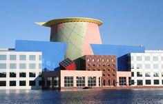 arata isozaki Walt Disney World Headquarters