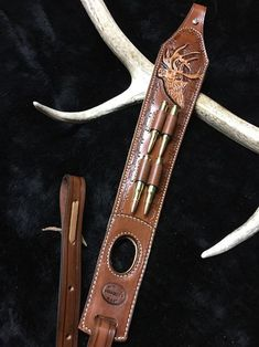 Buffalo Brand Leather 1911 Holster, Gun Holster, Western Holsters, Western Belts, Smith And Wesson Governor, Buffalo Brand, Mule Deer Buck, Pancake Holster, Leather Rifle Sling