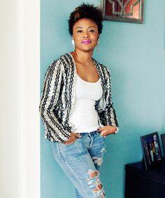 #Melody Thuston : The PR Powerhouse Behind Ebony / JET mag and Fashion Fair cosmetics! EBONY Mag