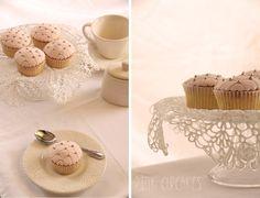 Sweet&Knit: Cupcakes de Vainilla con masa Fondant